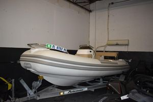 Used Nautica Wide Body Rigid Sports Inflatable Boat For Sale