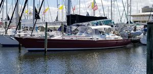 Used Tayana 52 Cruiser Sailboat For Sale