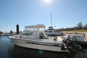 Used Stamas 31 Express Saltwater Fishing Boat For Sale