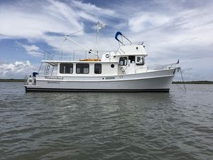 Used Pacific Trawler Motor Yacht For Sale