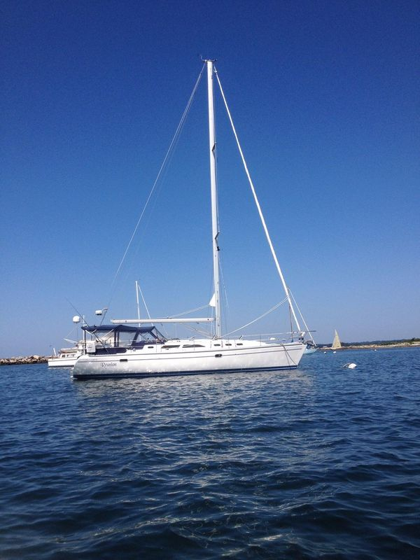 Used Catalina C400 Racer and Cruiser Sailboat For Sale