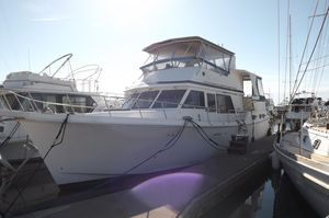 Used Present Yachts 46 CPMY Motor Yacht For Sale