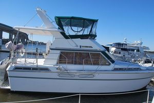 Used President 37 Sundeck Trawler Boat For Sale