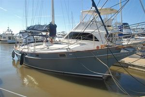 Used Kadey-Krogen 38 Cruiser Sailboat For Sale