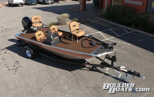 Used Tracker Bass Tracker 40th Anniversary Heritage EditionBass Tracker 40th Anniversary Heritage Edition Freshwater Fishing Boat For Sale