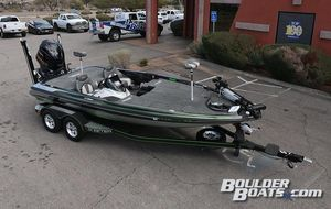 Used Skeeter ZX225ZX225 Freshwater Fishing Boat For Sale