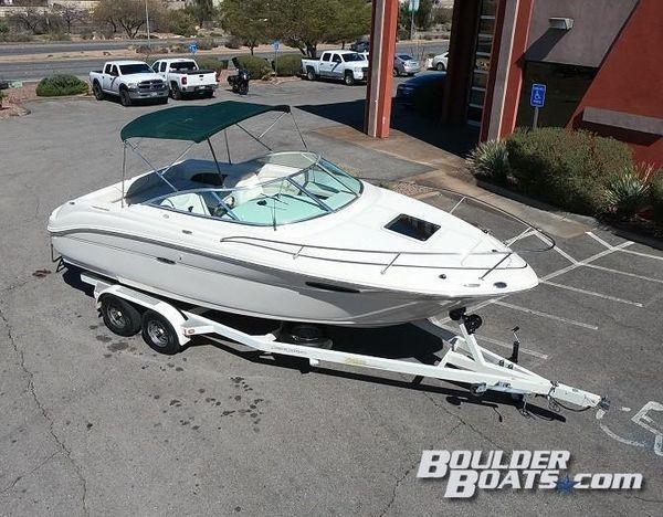 Used Sea Ray 225 Weekender225 Weekender Cuddy Cabin Boat For Sale