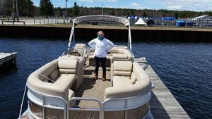 Used Berkshire 230 CL STS230 CL STS Pontoon Boat For Sale