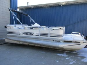 Used Sylvan 820 Elite820 Elite Pontoon Boat For Sale