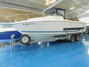 Used Seaswirl Striper 2600 Walkaround I/O Freshwater Fishing Boat For Sale