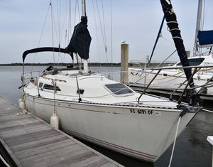Used C&c 30 MKII Cruiser Sailboat For Sale