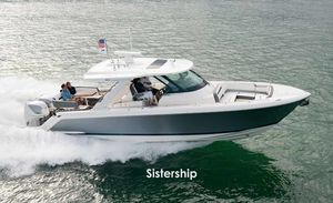 Used Tiara 38 LS Sports Cruiser Boat For Sale