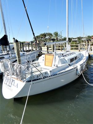 Used C&c 29-2 Sloop Sailboat For Sale