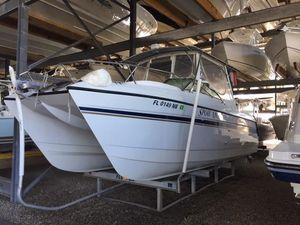 Used Glacier Bay 2640sx Renegade Power Catamaran Boat For Sale