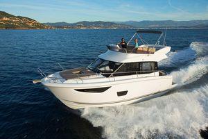 New Jeanneau Velasco 37F Motor Yacht For Sale