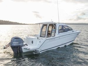New Cutwater C-24 Coupe Express Cruiser Boat For Sale