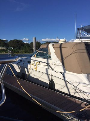 Used Sea Ray 33 Sundancer Cruiser Boat For Sale