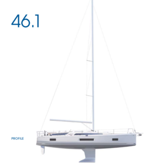 New Beneteau Oceanis 46.1 #26 Cruiser Sailboat For Sale