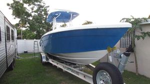 New Custom Sea Tech Center Console Fishing Boat For Sale
