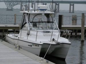Used Pro Sports Pro Kat 2200 Power Catamaran Boat For Sale