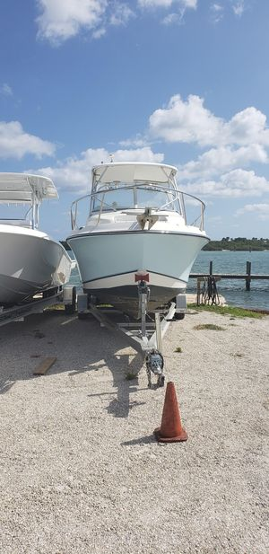 Used Polar 2300 WA Center Console Fishing Boat For Sale