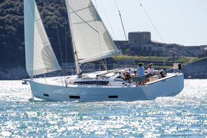 New Dufour 430 Grand Large Cruiser Sailboat For Sale