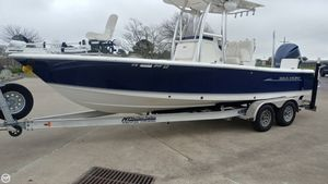 Used Sea Hunt BX24 BR Center Console Fishing Boat For Sale