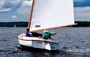 Used Herreshoff American Cat Daysailer Sailboat For Sale