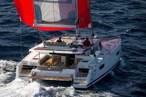 Used Fountaine Pajot Saona 47 Catamaran Sailboat For Sale