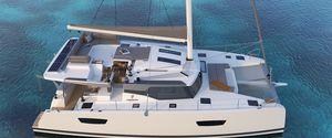 New Fountaine Pajot 45 Catamaran Sailboat For Sale
