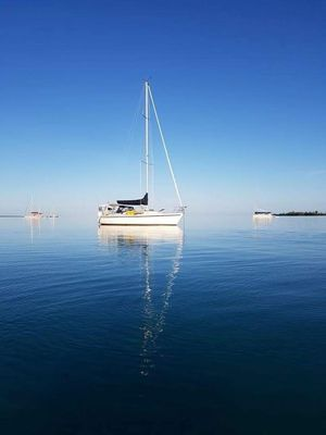 Used Cs 36 Merlin Sloop Sailboat For Sale