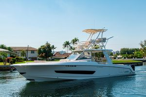 Used Boston Whaler 420 Outrage Express Cruiser Boat For Sale