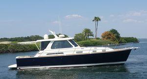 Used Sabre 42 Hardback Salon Downeast Fishing Boat For Sale