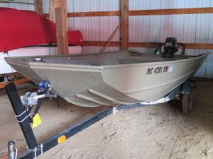 Used Lowe Jon Boat For Sale