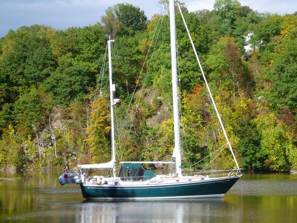 Used Whitby Yachts 42 Cruiser Sailboat For Sale
