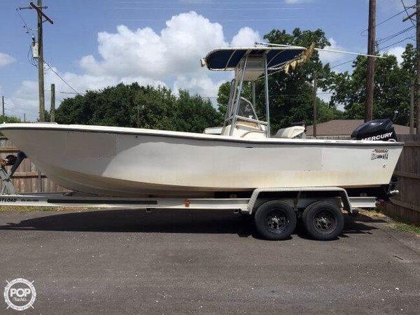 Used Mako 235 Center Console Center Console Fishing Boat For Sale