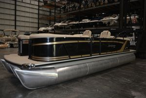 New Sanpan SP2500SBSP2500SB Pontoon Boat For Sale