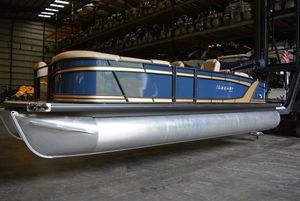 New Sanpan SP2500RLSP2500RL Pontoon Boat For Sale