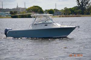 Used Sailfish 2660 WAC2660 WAC Sports Fishing Boat For Sale