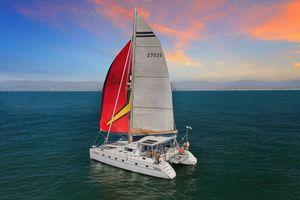 Used Fountaine Pajot Venezia 42 Catamaran Sailboat For Sale