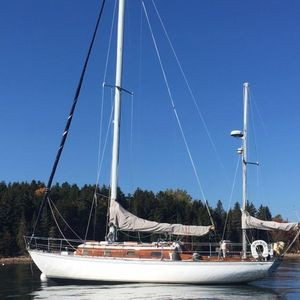 Used Tor 36 K/CB Yawl Sailboat For Sale