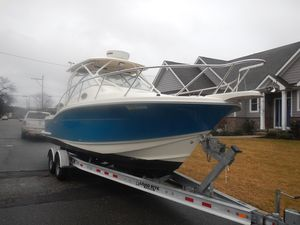 Used Scout 262 Abaco262 Abaco Walkaround Fishing Boat For Sale