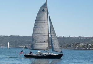 Used Alerion 41 Daysailer Sailboat For Sale