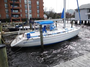 Used Bavaria Ocean 42 Cruiser Sailboat For Sale