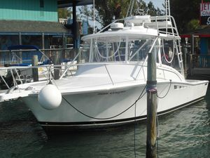 Used Luhrs 32 Open Freshwater Fishing Boat For Sale