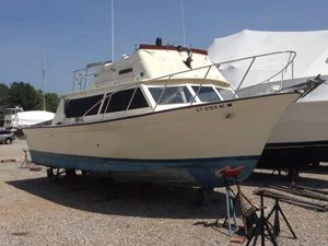 Used Luhrs 32 Flybridge Cruiser Boat For Sale