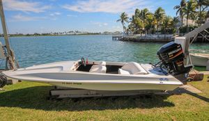 Used Action Marine 18 High Performance Boat For Sale