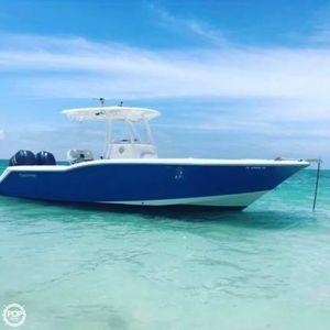 Used Tidewater 2500CC Adventure Center Console Fishing Boat For Sale