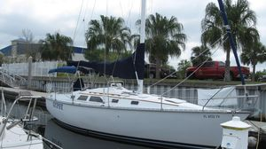 Used Hunter 34 Sloop Cruiser Sailboat For Sale