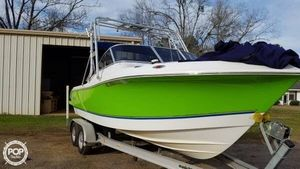 Used Polar 2100DC Runabout Boat For Sale